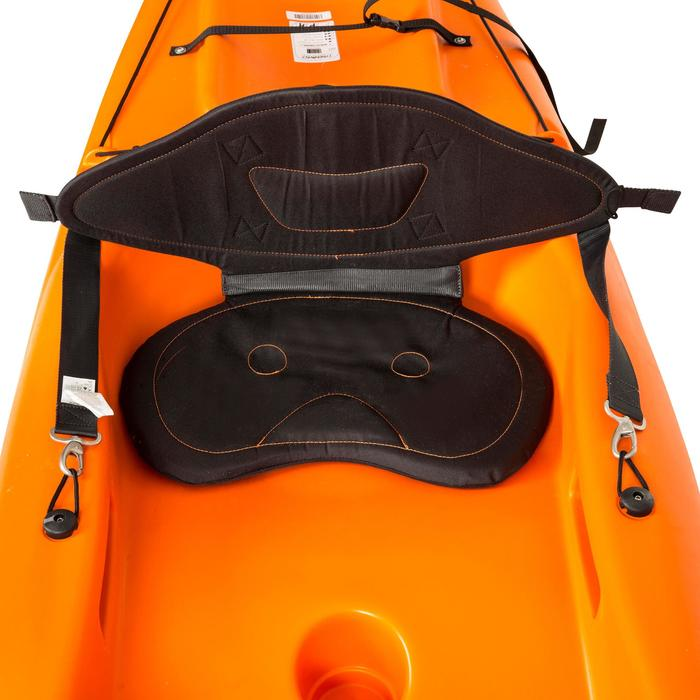 CANOE KAYAK RIGIDE RK500-1 PLACE RANDONNÉE Orange - 730004