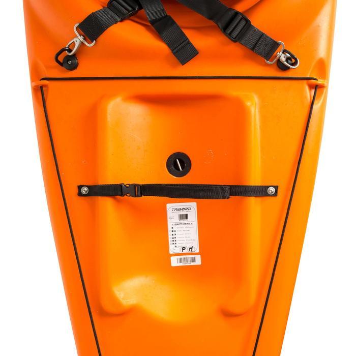 CANOE KAYAK RIGIDE RK500-1 PLACE RANDONNÉE Orange
