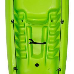 Toerkajak RK500-2 groen, 2 volwassenen en 1 kind - 730008