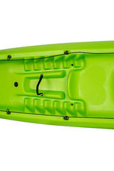 Toerkajak RK500-2 groen, 2 volwassenen en 1 kind - 730013