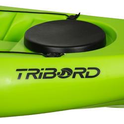 Toerkajak RK500-2 groen, 2 volwassenen en 1 kind - 730015