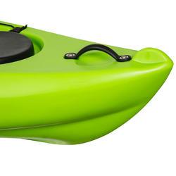 Toerkajak RK500-2 groen, 2 volwassenen en 1 kind - 730017
