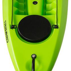 Toerkajak RK500-2 groen, 2 volwassenen en 1 kind - 730018