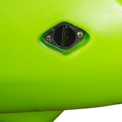 Toerkajak RK500-2 groen, 2 volwassenen en 1 kind - 730019