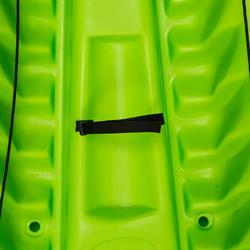 Toerkajak RK500-2 groen, 2 volwassenen en 1 kind - 730023