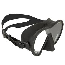 Masque de chasse et d'apnée Maxlux S noir
