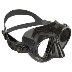 Duikbril Nano Black en freediving