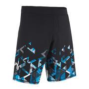 Modre moške plavalne kratke hlače 190