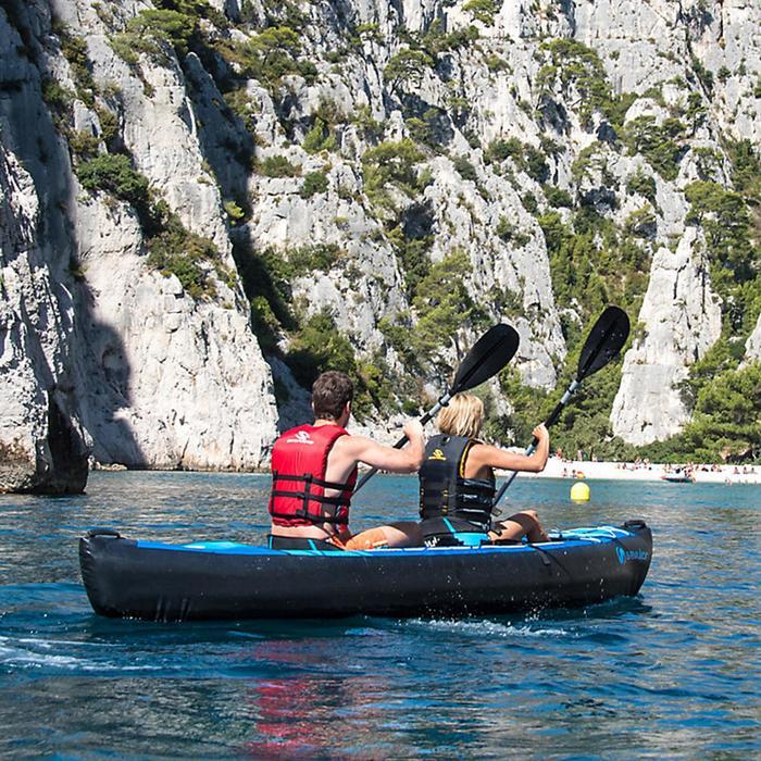 sevylor canoe kayak gonflable minnesota 2 ou 3 places. Black Bedroom Furniture Sets. Home Design Ideas