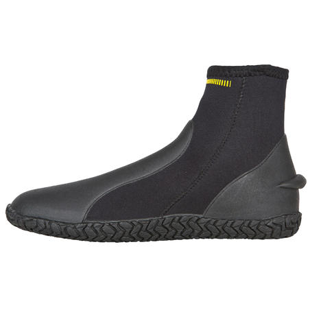 3 mm neoprene SCD scuba diving boots