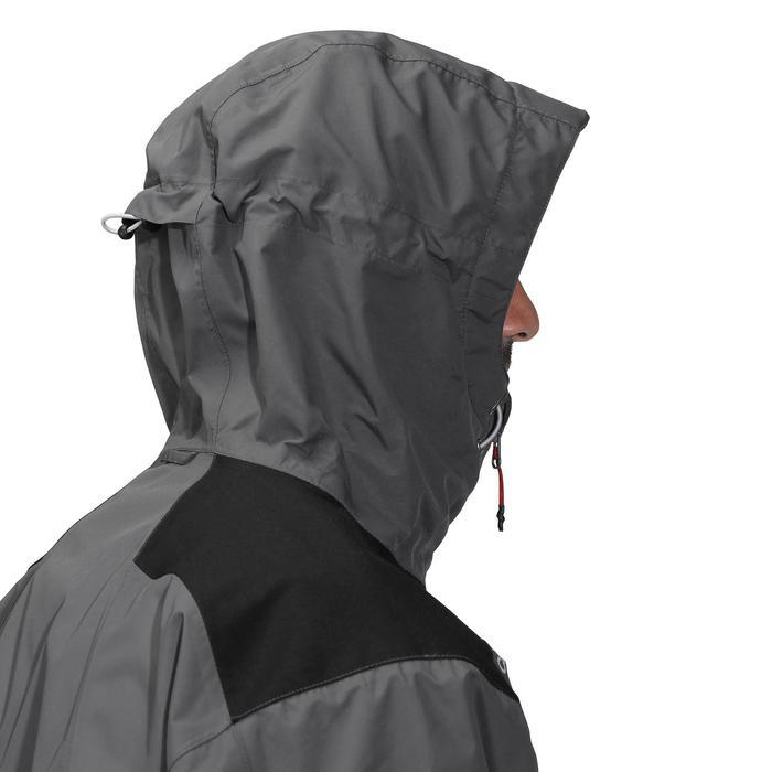 Veste pêche pluie-5 grey - 731627
