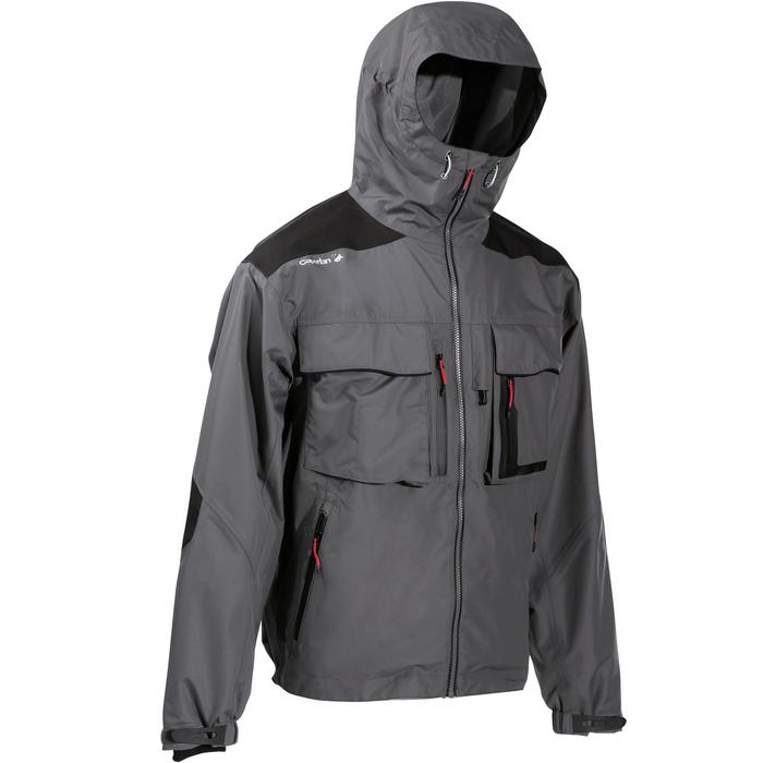 Fishing Rain Jacket -5 grey - 731633