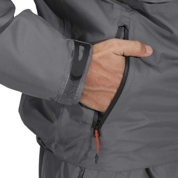 Fishing Rain Jacket -5 grey - 731637