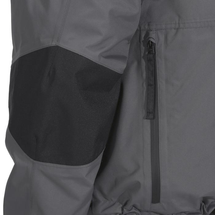 Veste pêche pluie-5 grey - 731639