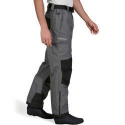 Pantalon pêche-5 GRIS FONCÉ