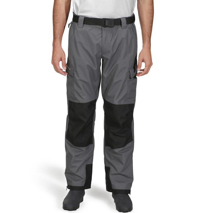 Pantalon pêche-5 DARK GREY - 731649