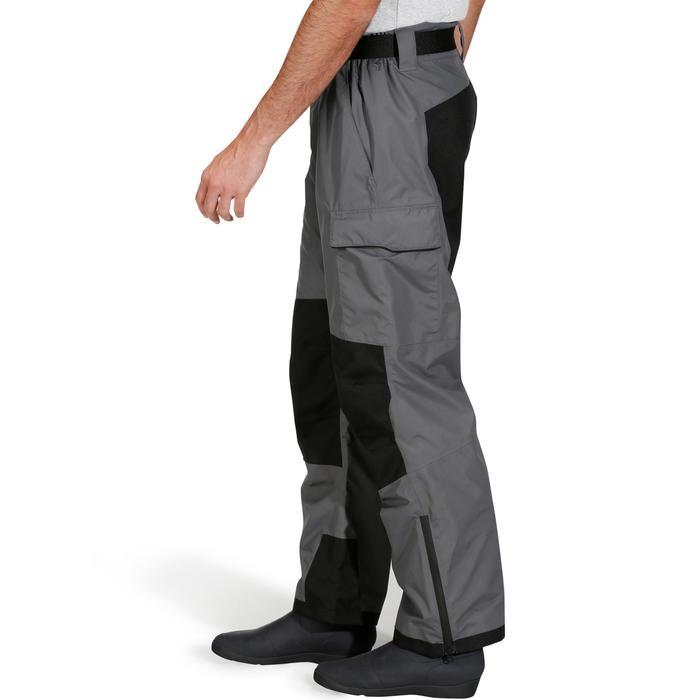 Pantalon pêche-5 DARK GREY - 731650