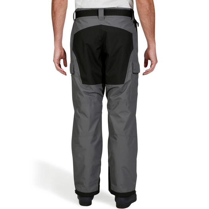 Pantalon pêche-5 DARK GREY - 731651