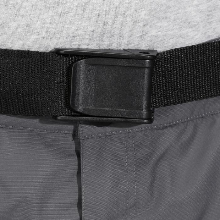 Pantalon pêche-5 DARK GREY