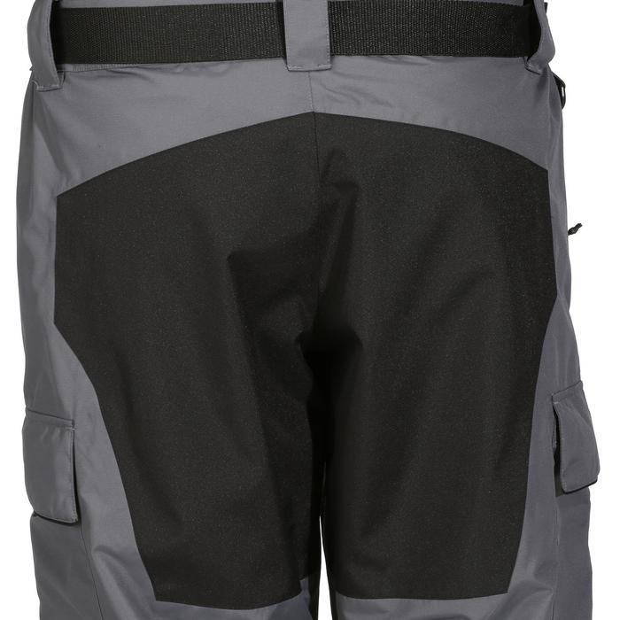 Pantalon pêche-5 DARK GREY - 731663