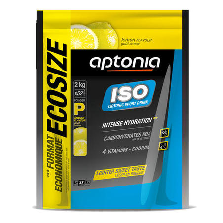 ISO Isotonic Drink Powder 2Kg - lemon