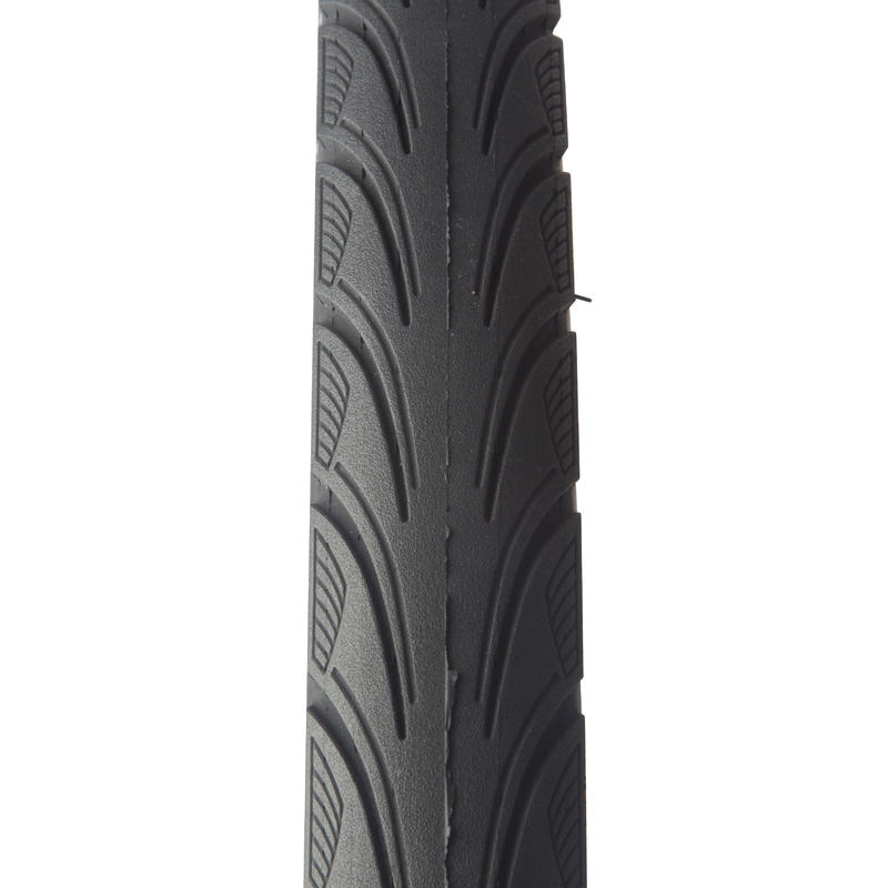ยางจักรยานซิตี้ไบค์รุ่น City5 Protect 700x42 - ETRTO 44-622 (สีดำ)