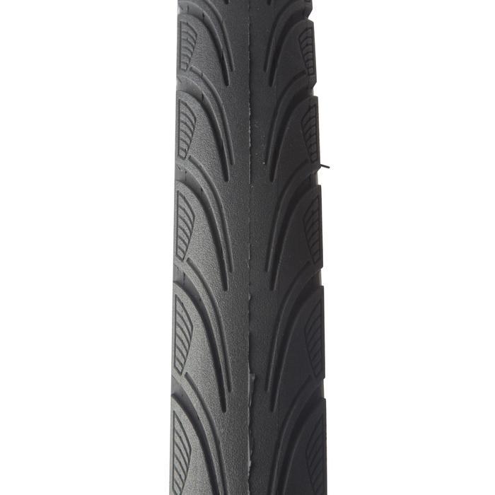 Fahrradreifen Drahtreifen City 5 Protect 700x42 (44-622) schwarz