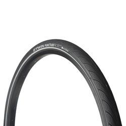 Fahrradreifen Drahtreifen City 5 Protect 700x45C (47-622) schwarz