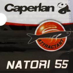 Señuelo flexible pesca NATORI 55 CRAW GHOST