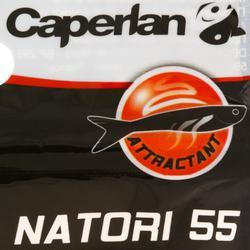 Señuelo flexible pesca NATORI 55 RED CHART