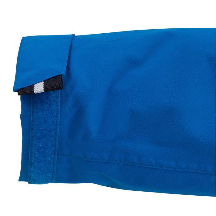 Chubasquero impermeable de vela niños 100 azul intenso