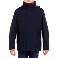 100 Children's Sailing Jacket - Dark Blue