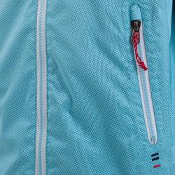兒童款防水航海雨衣100-青藍色