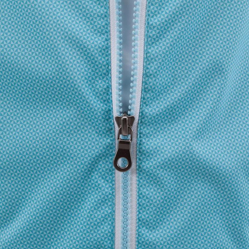 Ciré imperméable de voile enfant 100 bleu clair