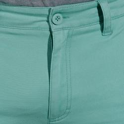 Smart'ee Men's Golf Trousers - Grey Green