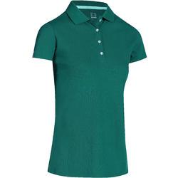 Golfpolo 500 voor dames