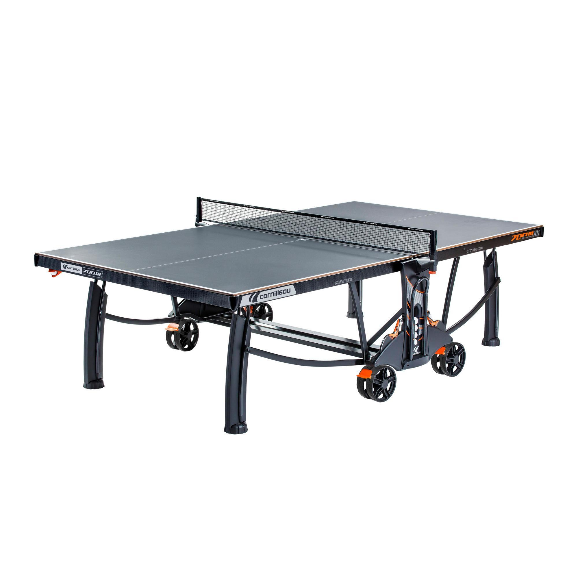 Cornilleau TABLE DE TENNIS DE TABLE FREE CROSSOVER 700M
