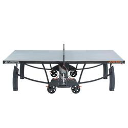 MESA DE PING-PONG FREE CROSSOVER 700M OUTDOOR GRIS