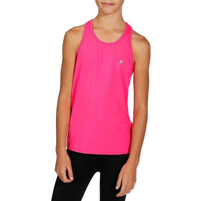 Débardeur Gym Energy fille - 733396