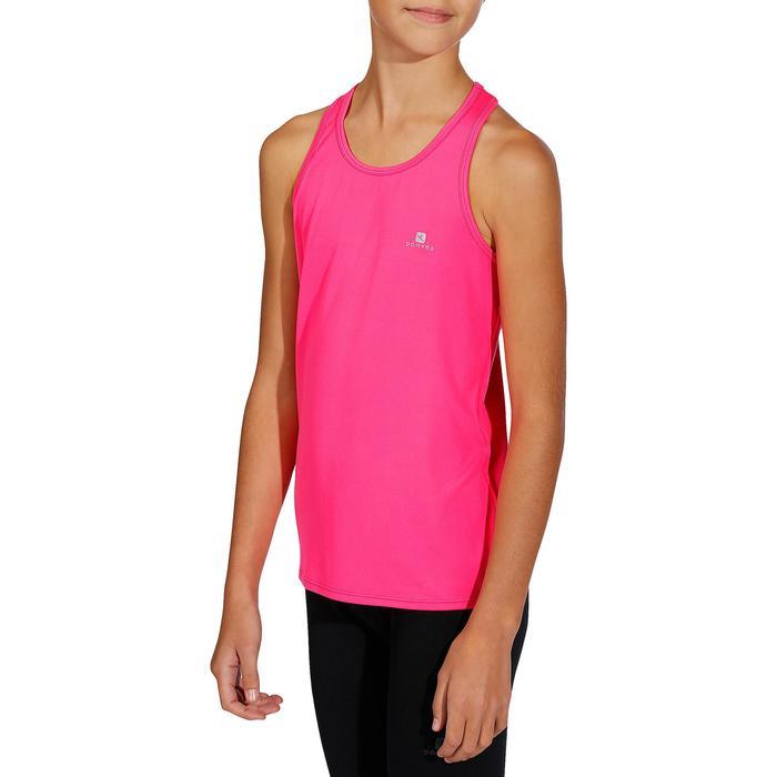 Topje Gym Energy meisjes roze