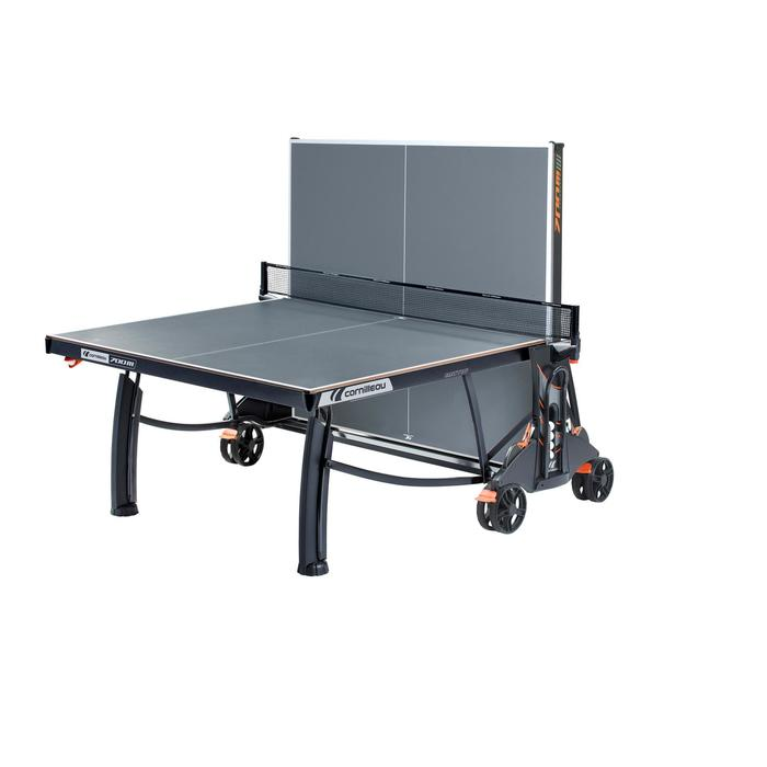 TABLE DE TENNIS DE TABLE FREE CROSSOVER 700M OUTDOOR GRISE - 733486