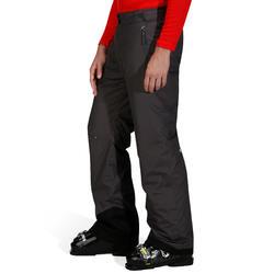 Heren skibroek Firstheat grijs - 733959