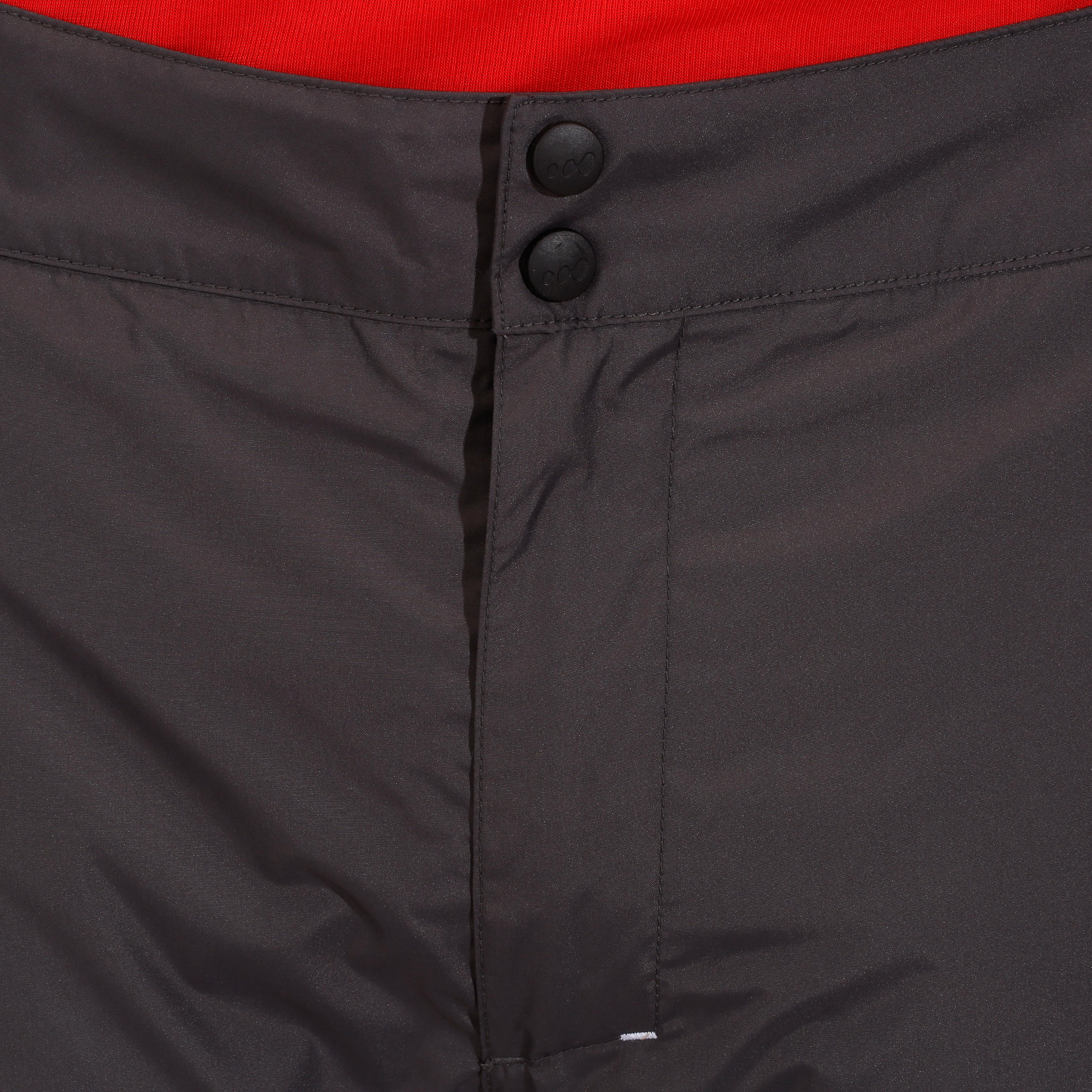 กางเกงใส่เล่นสกีลงเขาสำหรับผู้ชายรุ่น Ski-P PA 100 (สีเทา)