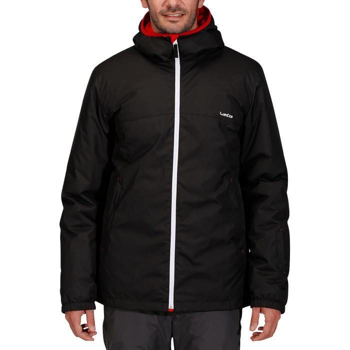 Veste ski homme First Heat noire - 733974