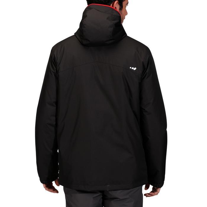 Veste ski homme First Heat noire - 733977