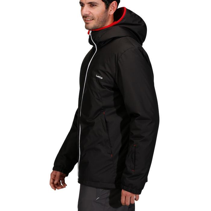 Veste ski homme First Heat noire - 733978
