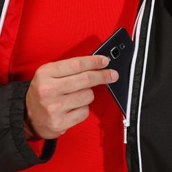 Ski-jas voor pisteskiën heren 100 zwart