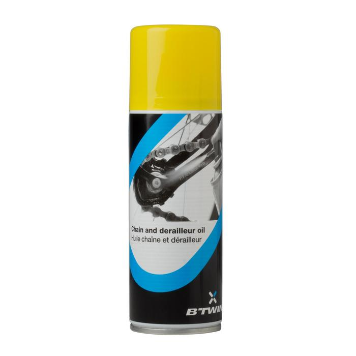 Fietsolie spray