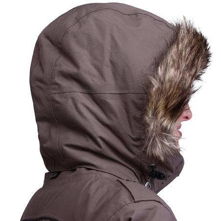 Жіноча куртка Paddock для кінного спорту - Коричнева