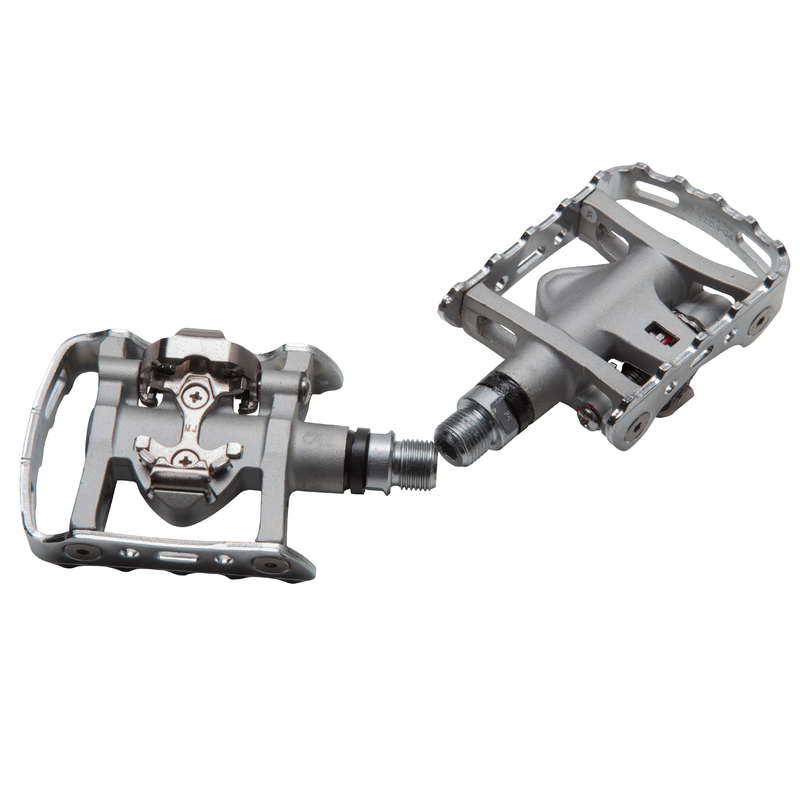 MTB PEDALS & CLEATS Cycling - SPD-M324 Clipless Dual Function Leisure Bike Pedals SHIMANO - Bike Parts
